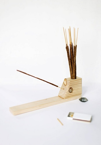 DIY Incense Holder Ideas To Present Perfect Vibes