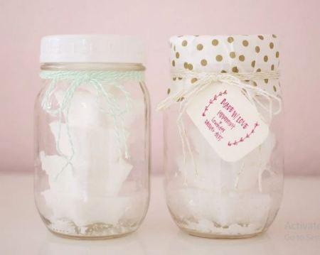 Diy aromatherapy jar
