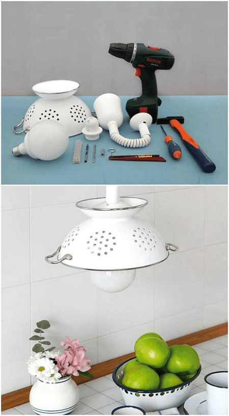 DIY Extraordinary Repurposing Ideas To Turn Old Kitchen Items Into The New Things