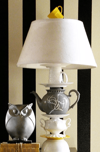 Alice in wonderland lamp DIY Disney Nursery Theme Ideas To Have Most Magical Place At Home