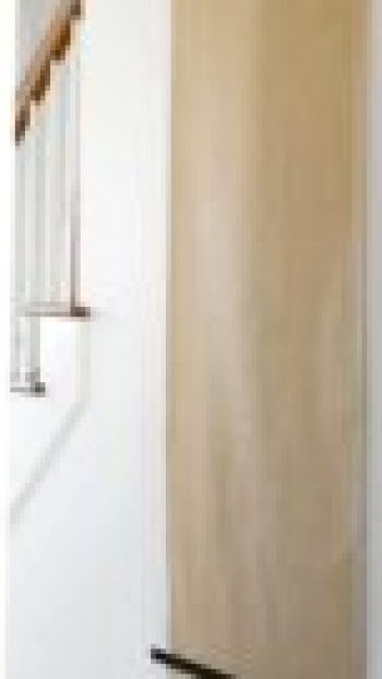 DIY Easy Wall-Mounted Easel