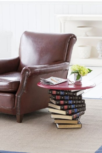 Side table books