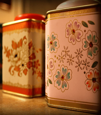 Vintage tea tin pendant light DIY Enchanting Ideas To Create More Light In Your Home