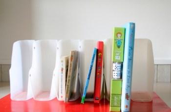 Diy book holders