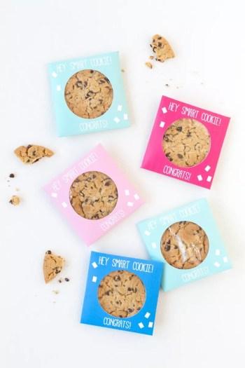 Diy smart cookie for celebration