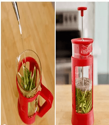 Infuse oil Utilitarian Ideas You Can Do With The Inexpensive Press Coffee Maker
