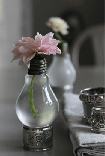 Napkin ring centerpiece Special Ways To Use Napkin Ring As Your DIY Project