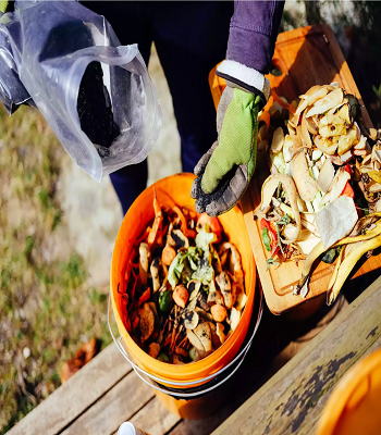 Bokashi bucket DIY Compost Bin Plans You Can Do For Your Garden
