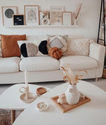 Diy fall home decor with beautiful colors that we're dream about 1