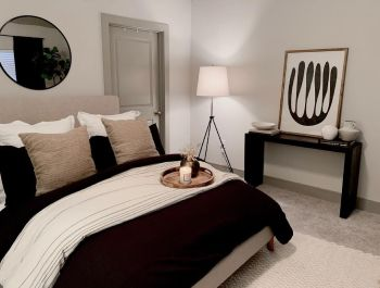 Simple ways to upgrade apartment decor this fall 4