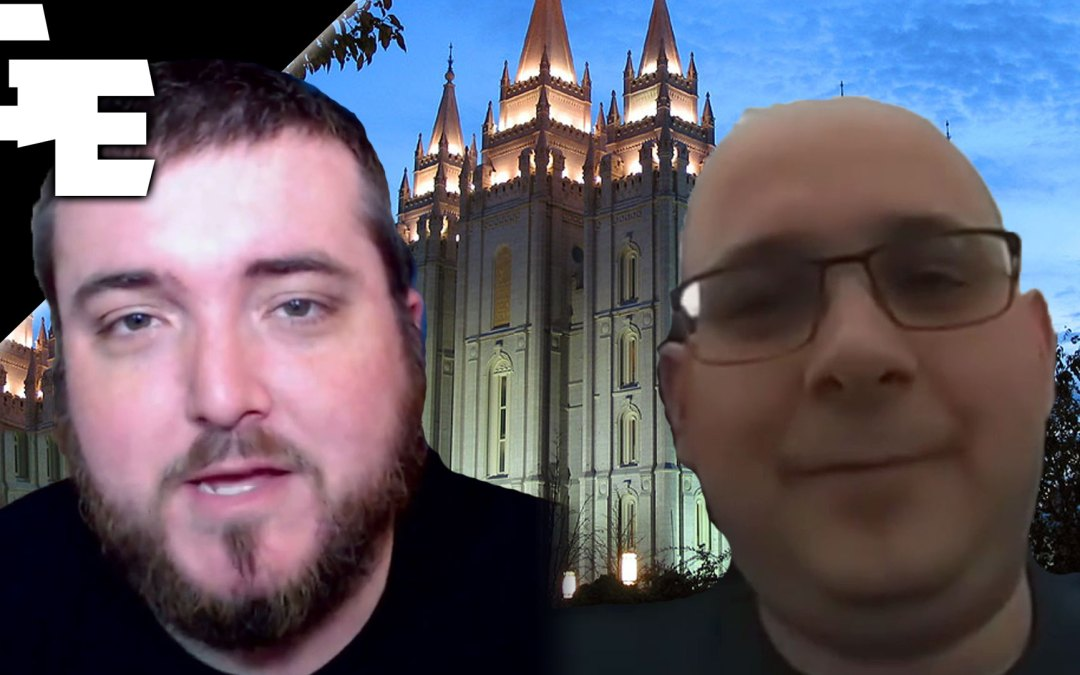 Ex-Mormon Talks Bout His Abusive Religious Past