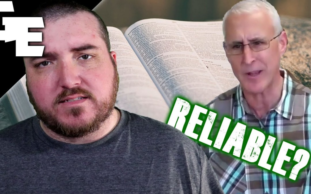 Top 3 Reasons Why The Bible Is Reliable