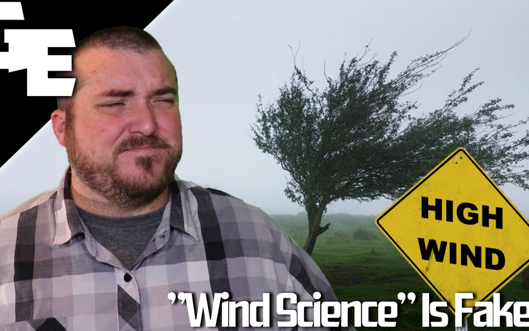 Climate Change Denier Claims Wind Science Is Fake