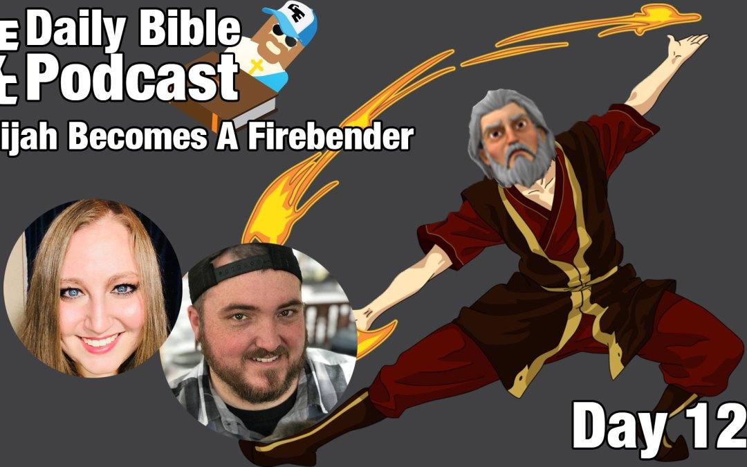 Elijah Becomes A Firebender