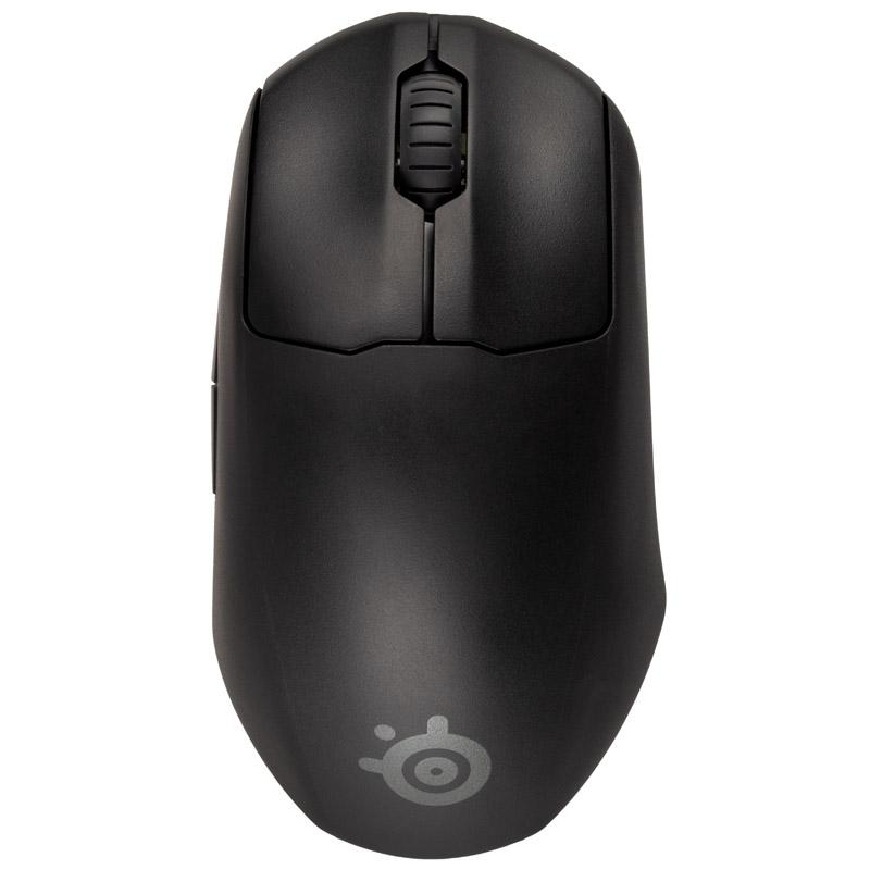steelseries prime wireless gaming mouse nero