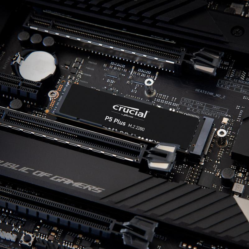crucial p5 plus ssd motherboard image 29