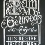 Song of Solomon 7:10 I [am] my beloved's, and his desire [is] toward me.