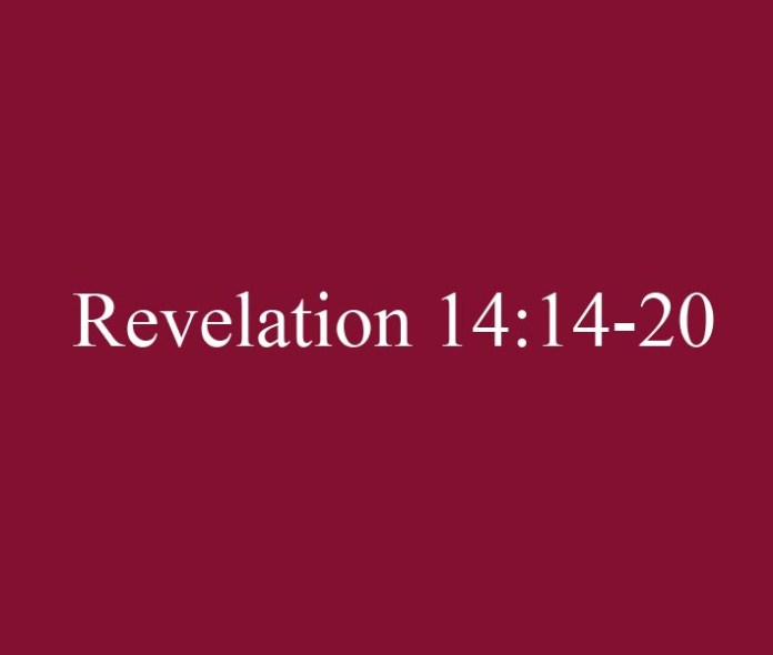 Revelation 14:14-20