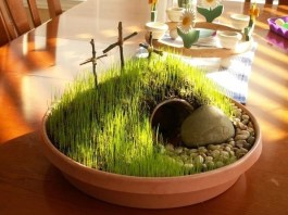 "How to make your own ""Resurrection Garden"" this Easter"