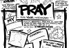 Missionary prayer pages