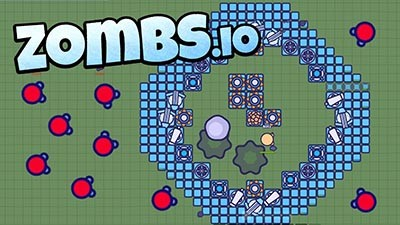 Zombs.io Gameplay