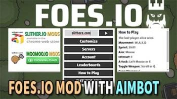 Foes.io Mod