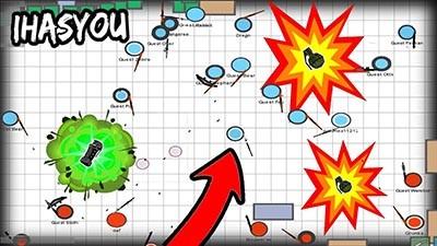 Gats.io Gameplay