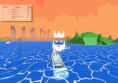 Speedboats.io Gameplay
