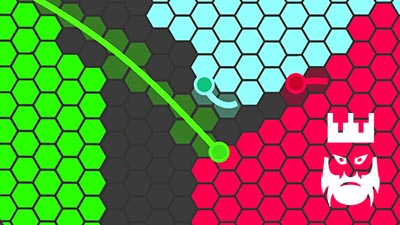 Superhex.io Gameplay