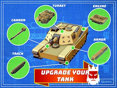 Tanks.io Gameplay