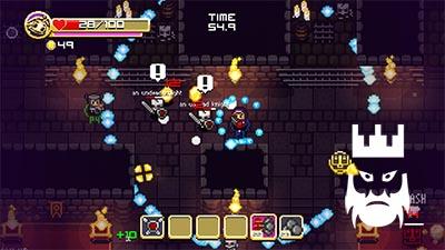 Treasure Arena Gameplay