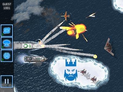 Battlegroup.io Gameplay