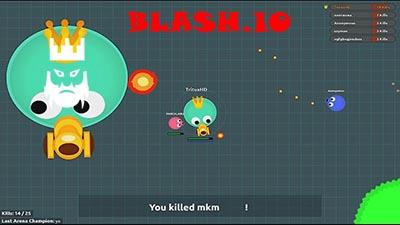 Blash.io Gameplay
