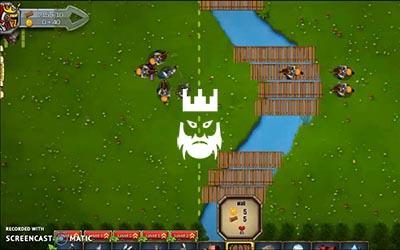 CastleGlory.io Gameplay