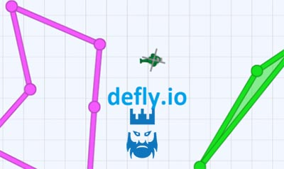 Defly.io Gameplay