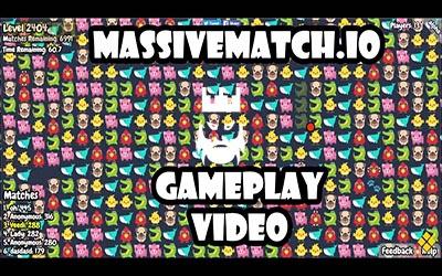 Massivematch.io Gameplay