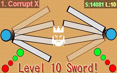 Swordz.io Gameplay
