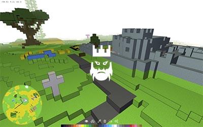Voxar.io Gameplay