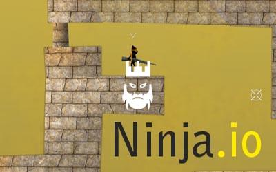 Ninja.io Gameplay