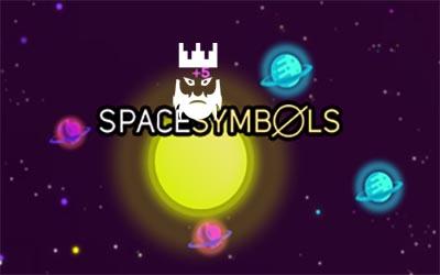 Spacesymbols.io Gameplay