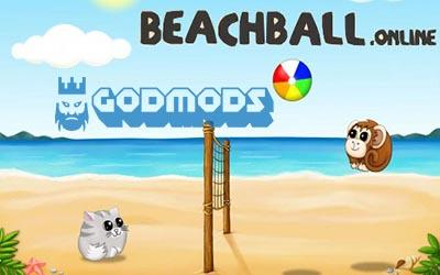 Beachball.online Gameplay