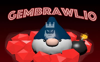 Gembrawl.io Gameplay