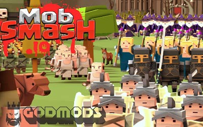 Mobsmash.io Gameplay