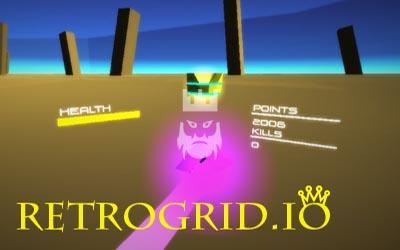 Retrogrid.io Gameplay