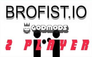 Brofist.io Two Player Mod