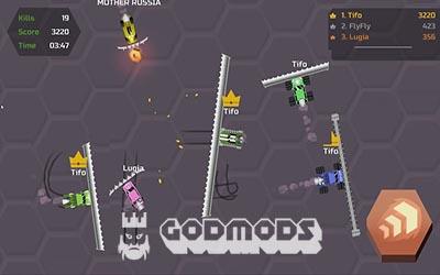 Nitrodrift.io Gameplay