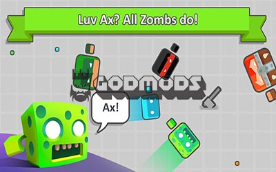 Zlax.io Gameplay