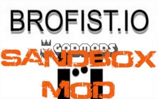 Brofist.io Sandbox Mod