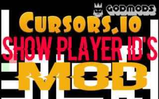 Cursors.io Mod Show Player Ids