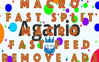 Download Agar io Macro Fast Split Macro Fast Feed Remove Ads Mod